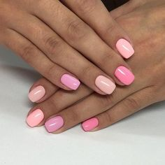 Nails Stuff - the largest selection of various nail art and accessories at affordable prices Gorgeous Nails, Love Nails, Pink Nails, Pretty Nails, Swag Nails, Grunge Nails, Nails Inspiration, Beauty Nails, Summer Nails