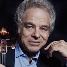 Legendary violinist Itzhak Perlman doubly impresses as he plays violin and conducts the orchestra. Since his rise to fame as a child prodigy, the Israeli-American violinist has performed in nearly every major concert hall around the world .