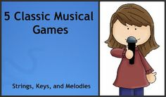 5 Classic Musical Games