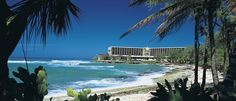 Turtle Bay on Oahu looks like paradise.  Or a big hotel in a beautiful location.  On some days those are one and the same.