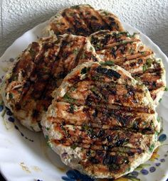 Deliciously Gluten Free Cooking: Turkey Burgers