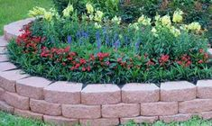 home depot brick planters - Google Search