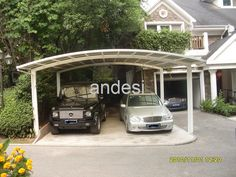 M joint carport with 5m*6m*3m
