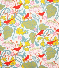 Kvitter Fabric / Pastel