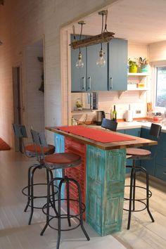 moderne Küche von Kanda arquitectos
