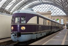 RailPictures.Net Photo: 137 856 Untitled VT 137 at Dresden, Germany by Georg Trüb