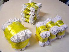 Design and Wool: DAY 5 Shibori Process