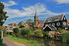 MAARKEN, HOLLAND...Beautiful little town. I remember there used to be a miniature city built there. I couldn't find a picture of it, but it was very unique!