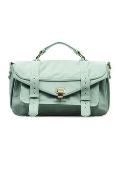 Retro Envelope Faux Leather Handbag