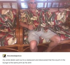 Uncle Derek:   Literally Just 22 Nice Things That Will Make You Feel Better, I Promise