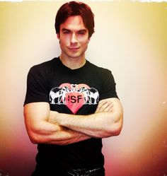 Twitter / iansomerhalder: Will you be my Valentine?? ...