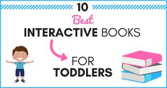 10 Best Interactive Books for Toddlers in 2018 (make learning more fun) - Cynical Parent
