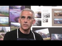 Meet Pastel Artist Richard McKinley - In this interview, Richard talks with http://ArtistsNetwork.TV about his passion for pastel painting, his landscape art inspirations, and more in this artist interview.
