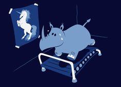 Run Rhino Run!