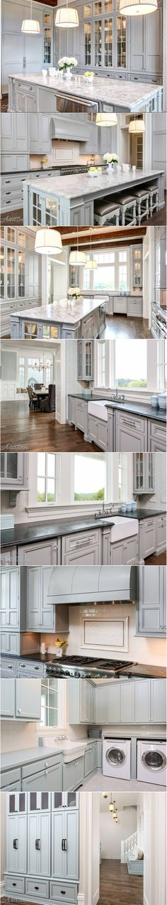 Grey~Style Luxe Kitchen Design – Designer Monday Continues✨This kitchen design completes the growing families needs in today's times! By…{ @artisansignaturehomes } tag someone who would love this slide pics to see entire space @gretchenblack . . . #designermonday#photoftheday#photoshoot#food #coffee#kitchen#dinner#glamour#money#luxury#followers#inspire#inspiration#camera#video#architecture#wild#homedesign#kitchendesign#foodie#cooking#housebeautiful#homemag#interiordesign#homedecor#kitchen...