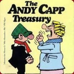 Andy Capp comics!