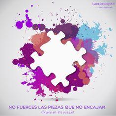 No fuerces las piezas que no encajan http://www.estudiantes.info