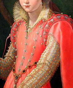 Santi di Tito - Portrait of a Young Woman as Portia Catonis
