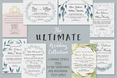 Pin by creativework247 fonts graphics themes templates on image result for formal invitation design inspiration stopboris Images