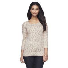 Merona® Women's Pullover Marl Sweater