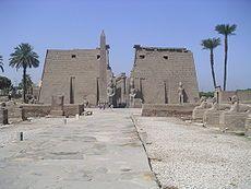 Luxor Tempel Egypte