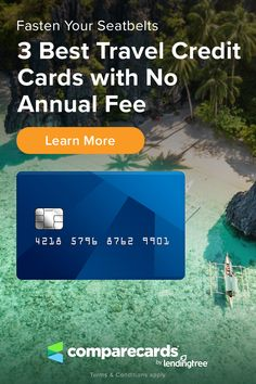 Unlock the door to amazing travel rewards without paying an annual fee. See top no-annual fee travel credit cards here. Best Travel Credit Cards, Rewards Credit Cards, Hotel Rewards, Travel Rewards, Badass Quotes, Beautiful Places To Visit, Hawaii Travel, Life Quotes, Meme
