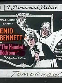 The Haunted Bedroom (1919) Poster