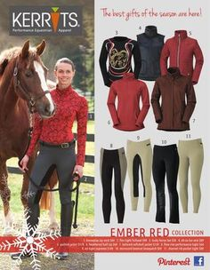 Holiday Guide to Equestrian Style