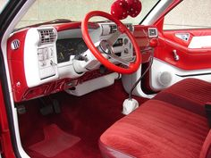 Diy Truck Interior, S10 Truck, Chevy S10, Mini Trucks, Cars And Motorcycles, Interiors, Pickup Trucks, Decoration Home, Decor