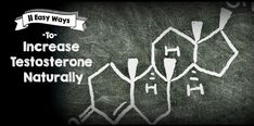 Testosterone is one of the hormones in your body that is responsible for driving muscle growth, strength development, improved bone density, improved energy levels and improved stamina. This is why increasing testosterone levels naturally is of top priority for most individuals interested in developing a muscular and aesthetic physique. This is why I decided to share with you my 11 Easy Ways To Increase Testosterone Naturally.