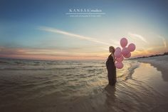 Baby Avery is on the way | a lush and beach maternity session {beach maternity photographer} | kansas studios | kansas pitts photography