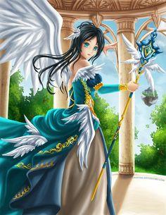 Angel: dominion by Eranthe on DeviantArt