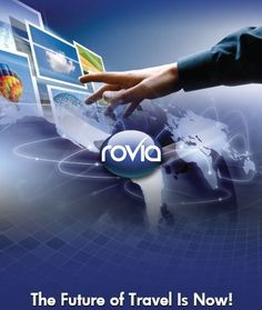 The Future of Travel #Rovia