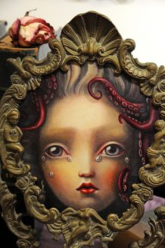 art by benjamin lacombe | Benjamin Lacombe : Memories | Flickr - Photo Sharing!