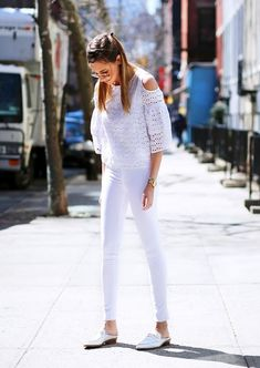 The 11 Swoon Worthy Outfits To Inspire You This Weekend via @Who What Wear