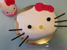 Gateau hello kitty reunion