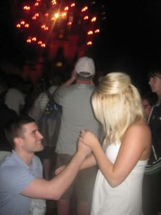 Magic Kingdom Proposal, during wishes. This is how it must be done!!!