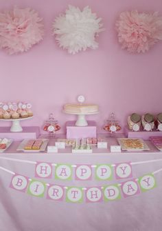 DIY Happy Birthday Banner | Felt