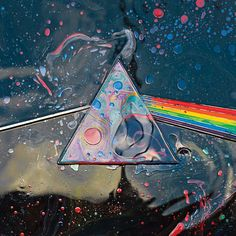 Pink Floyd - Dark Side of the Moon - 40th Anniversary 1973-2013. Storm Thorgerson, Artist.