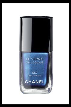 Chanel Summer 2013 makeup collection. Le Vernis in Bel-Argus.