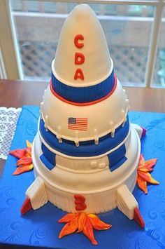 1000 Images About Rocket Ship Outer Space Party On