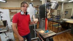 Checkout the Laguna 14-Twelve Bandsaw on ROUGH CUT Woodworking with Tommy Mac at http://bit.ly/165mYNR #bandsaw #1412bandsaw #lagunatools #lagunabandsaw