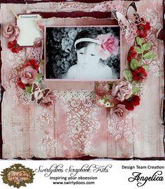 Angelica's Gallery: *Swirlydoos Kit Club* Treasured