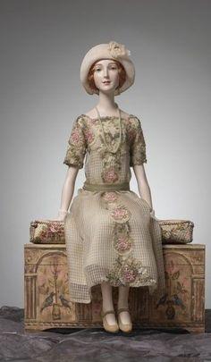 Alexandra's exquisite dolls: Jane