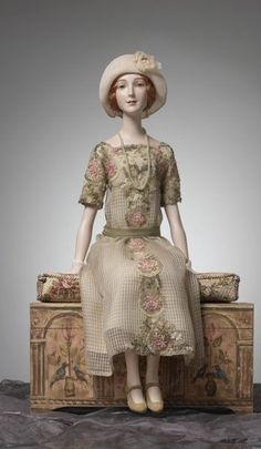 Alexandra doll - Jane