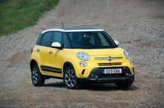 New #Fiat500 Trekking now on sale in Ireland