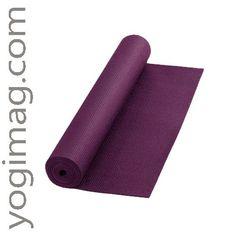Un tapis de yoga pas cher et épais ! Résistant et solide b238db69a0d