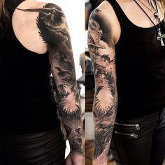 "@uktta's photo: ""By @Niki Kinney Norberg #uktta #tattoos"""