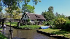 Giethoorn -  'The Venice of the Holland'