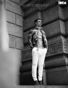 @IDEMAGAZINE #IDEMMagazine - the NENÉ #December #Newlook! Photographer: Raen Pelagio Stylist: Rj Frazer Grooming: Toni Quinto-rey Model: Alejandro Teixeira Berberena